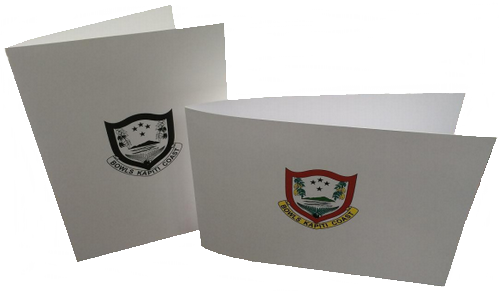 Presentation Covers - Certificate Covers